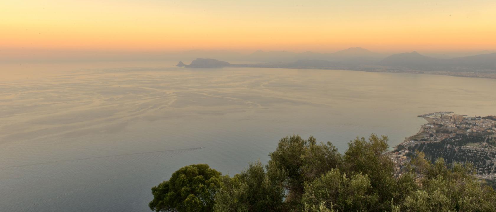 Vista da MontepellegrinoVista da Montepellegrino
