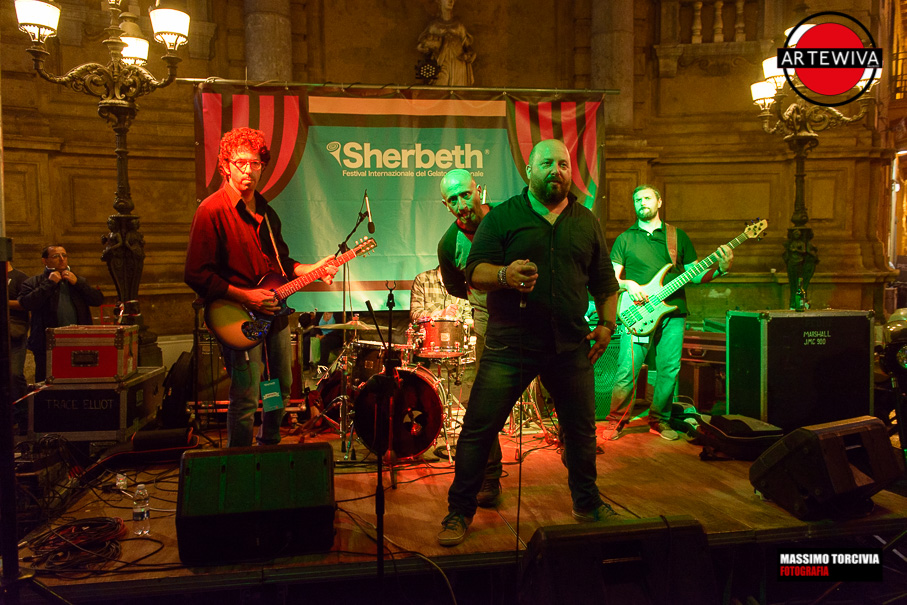 Sherbeth live music Tango Disìu e Buba's band